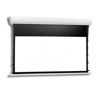 Екран Avers AKUSTRATUS 2 TENSION 18-10 MG BT , за стена/таван, Matt Grey, 2060 x 1460 мм, 16:9 image