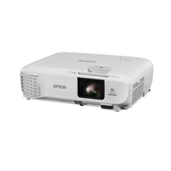 Проектор Epson EB-U05, 3LCD, WUXGA (1920 x 1200), 15,000:1, 3400 lm, HDMI, USB Type A, USB Type B, VGA image