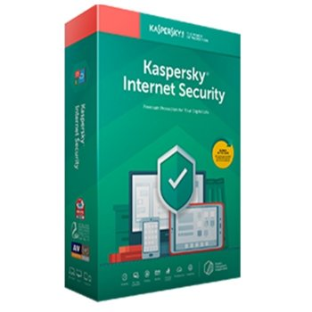 Софтуер Kaspersky Internet Security Eastern Europe Edition Renewal License Pack, лиценз за 1 година, 5 потребителя, Windows/macOS/Android/iOS image