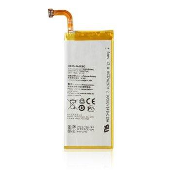 Батерия (заместител) за Huawei Ascend G6/P6, 2000mAh/3.8V image