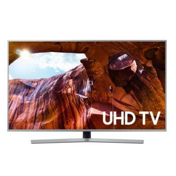 "Телевизор Samsung 55RU7472, 55"" (139.7 cm) LED Smart TV, 4K/UHD, DVB-T2CS2, LAN, Wi-Fi, Bluetooth, 3x HDMI, 2x USB image"
