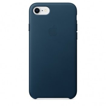 Apple iPhone 8/7 Leather Case Cosmos Blue product