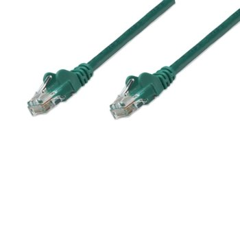Пач кабел EFB Elektronik, UTP, Cat.6, 5m, зелен image