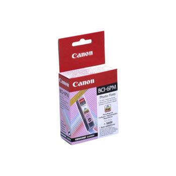 ГЛАВА CANON iP6000/8500/i900/9100/S800/900/9000/BJC-8200 - Photo magenta - BCI-6PM - P№6300145215 - заб.:280 pages. image