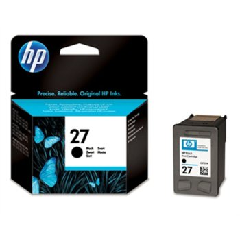 ГЛАВА HEWLETT PACKARD DeskJet 3300/3400series - Black - P№ C8727AE - заб.: 10ml image