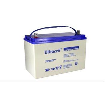 Акумулаторна батерия Ultracell UCG150-12, 12V, 150 Ah, VRLA image