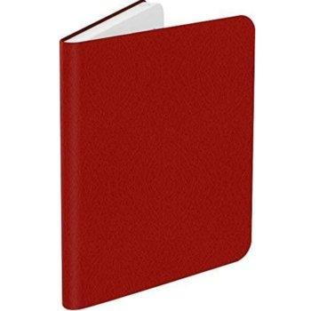 """Калъф за електронна книга BOOKEEN Classic, за PocketBook Diva/Diva HD, 6"""" (15.24 cm), еко кожа, червен image"""