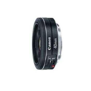 Обектив Canon EF 40mm f/2.8 STM, за Canon image