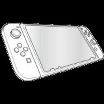 Защитно фолио (протектор) за Nintendo Switch Speedlink GLANCE PRO Tempered Glass, с кърпичка за почистване image
