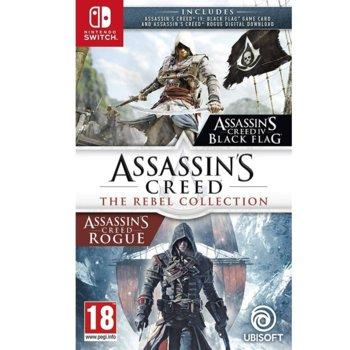 Игра за конзола Assassin's Creed: The Rebel Collection, за Nintendo Switch image