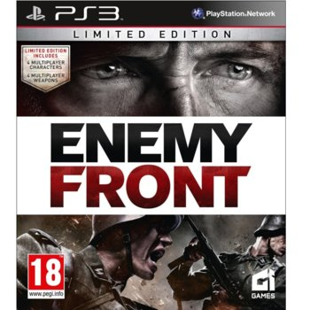 Enemy Front: Limited Edition product