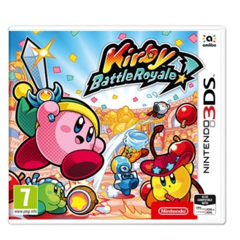 Kirby Battle Royale product