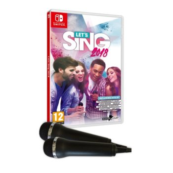 Lets Sing 2018 Mic  product