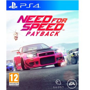 Игра за конзола Need for Speed Payback, за PS4 image