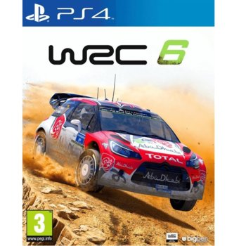 Игра за конзола WRC 6, за PS4 image