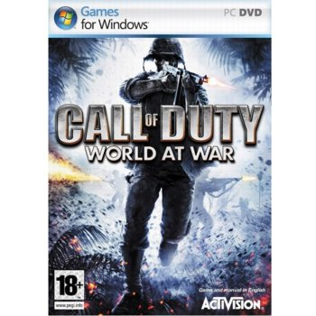 Call of Duty: World at War product