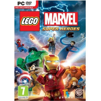 Игра LEGO Marvel Super Heroes, за PC image
