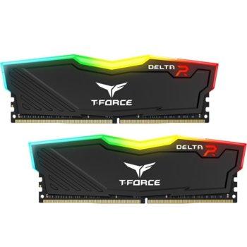 Памет 16GB (2x 8GB) DDR4, 3200MHz, Team Group TF3D416G3200HC16CDC01, 1.35V image