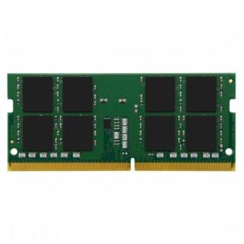 Памет 8GB 3200MHz, SO-DIMM, Kingston KVR32S22S8/8, 1.2V image