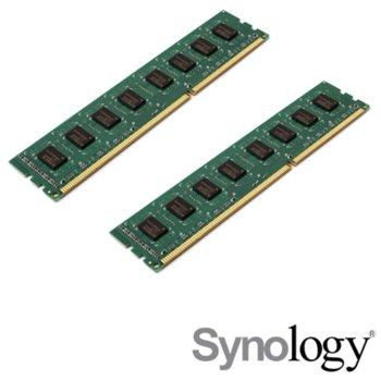 Памет 8GB (2x 4GB) DDR3 1600MHz, ECC, Unbuffered image
