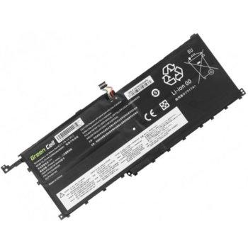 Батерия (заместител) за лаптоп Lenovo ThinkPad, съвместима с X1 Carbon 20FB/Yoga 20FQ, 15.2V, 56Wh image