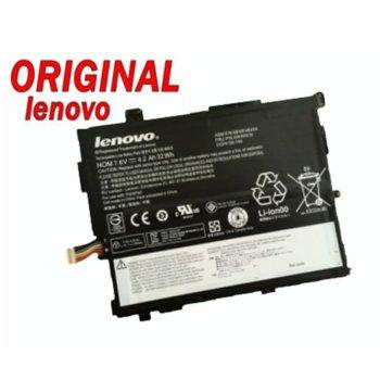 Батерия (оригинална) за лаптоп Lenovo ThinkPad 10, ThinkPad Tablet 10, 00HW016, 00HW017, 7.6V, 4200mAh, 32Wh image