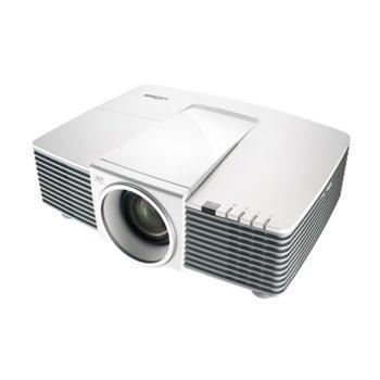 Проектор Vivitek DW3321, DLP, 3D Ready, WXGA (1280x800), 10000:1, 5100 lm, 2x HDMI, 2x VGA, DVI-D, 2x RJ-45, USB, бял image