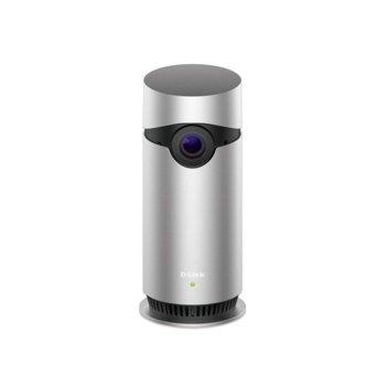 IP камера D-Link Omna DSH-C310, домашна/портативна, 2 Mpix(1980x1080@30FPS), H.264/MJPEG, IR осветеност (до 5 метра), Wi-Fi, microSD слот, microUSB Type B, вградени микрофон и говорител image