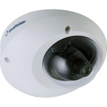 IP камера GeoVision GV-MFD520, IP камера, 5Mpx, Mini Fixed Dome, 2.54мм обектив, PoE, H.264 image