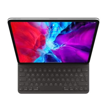 Клавиатура Smart Keyboard Folio, за таблет Apple iPad Pro 4 gen, Bluetooth, черна image
