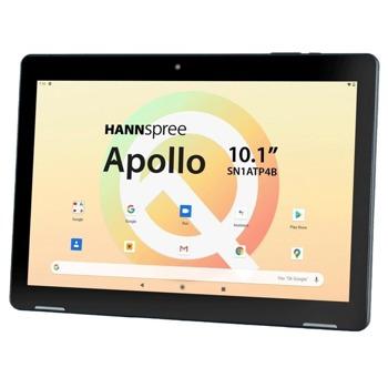 "Таблет Hannspree Pad Apollo, 10.1"" (25.65 cm) IPS дисплей, четириядрен Mediatek MT8168, 2GB RAM, 32GB Flash памет, 5.0 MPix & 2.0 MPix камера, Android image"