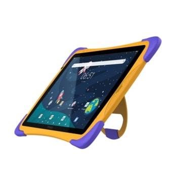 "Таблет Prestigio SmartKids UP, (PMT3104_WI_D_EU)(оранжев), 10.1"" (25.65 cm) IPS дисплей, четирияден Rockchip RK3226 1.50 GHz, 1GB RAM, 16GB Flash памет, 2.0 & 0.3 Mpix камера, Android image"
