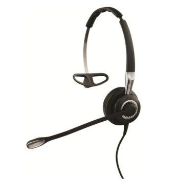 Слушалкa Jabra BIZ 2400 II Mono, безжичнa, Bluetooth/USB, микрофон, черна image