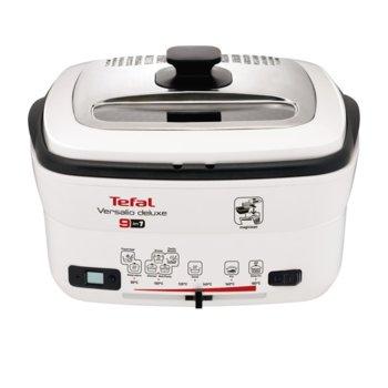 Мултифункционален уред за готвене Tefal FR495070, Versalio Deluxe 9 in 1, вместимост 1,2кг, 1600W image