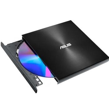 Оптично устройство Asus ZenDrive U8M (SDRW-08U8M-U), външно, USB C, четене/записване, черно image