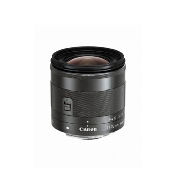 Обектив Canon LENS EF-M 11-22mm f/4-5.6 IS STM image