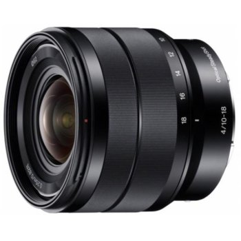 Обектив Sony SEL 10-18mm f/4 OSS за Sony E image