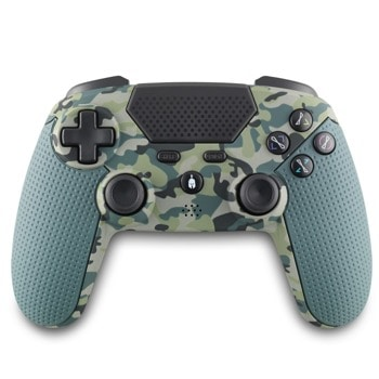 Геймпад Spartan Gear - Aspis 3 (068438), безжичен, за PC/PS4, зелен image