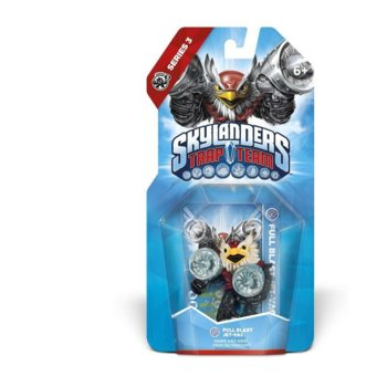 Фигура Skylanders Trap Team - Jet Vac, PS3/PS4, Wii U, XBOX 360/XBOX ONE, PC image