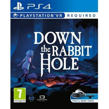 Игра за конзола Down the Rabbit Hole VR, за PS4 VR image