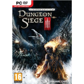 Dungeon Siege III Limited Edition product