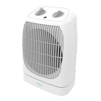 Вентилаторна печка Cecotec ReadyWarm 9850 Force Rotate, 2000W, 2 степени, защита от прегряване, автоматично изключване, бяла image