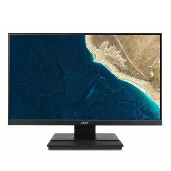 "Монитор Acer V276HLCbid (UM.HV6EE.C05), 27"" (68.58 cm) VA панел, Full HD, 5ms, 100 000 000:1, 300cd/m2, HDMI, DVI, VGA image"