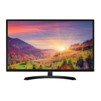 """Монитор LG 32MP58HQ (32MP58HQ-P), 31.5""""(80.01cm), IPS панел, Full HD, 5ms, 1000:1, 250 cd/m², HDMI image"""