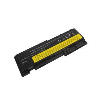 Батерия (заместител) за Lenovo съвместима с Thinkpad T420s T420si T430s T430si 45N1037, 11.1V, 3600mAh, 6 клетъчна Li-ion image