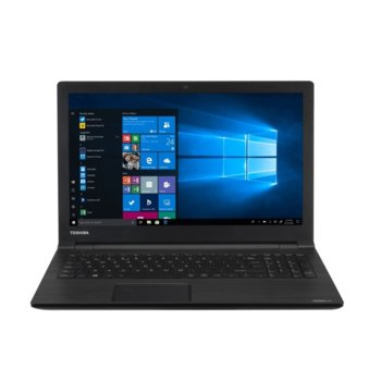 "Лаптоп Dynabook Toshiba Satellite Pro A50-EC-13F (PT5A1E-021022G6), четириядрен Kaby Lake R Intel Core i5-8250U 1.6/3.4 GHz, 15.6"" (39.62 cm) Full HD Anti-Glare Display, (HDMI), 8GB DDR4, 512GB SSD, 1x USB 3.1 Type C, Windows 10 Pro  image"