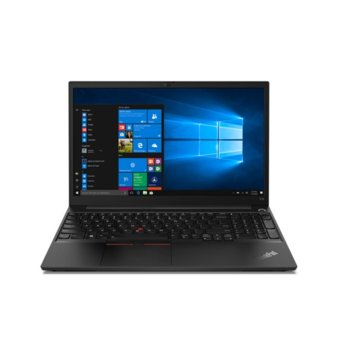 "Лаптоп Lenovo ThinkPad E15 Gen 2 (20TD001CRI), четириядрен Tiger Lake Intel Core i5-1135G7 4.20 GHz, 15.6"" (39.62 cm) Full HD IPS Anti-Glare Display (HDMI), 8GB DDR4, 512GB NVMe SSD, 1x Thunderbolt 4, No OS image"