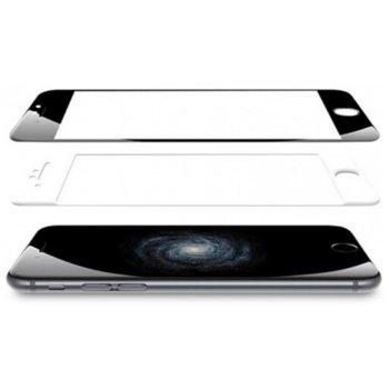 Темперно стъкло 3D Tellur за iPhone 6 Plus, черно product