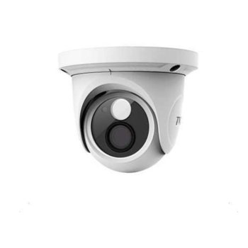 IP камера TVT TD9514S-D/AR1/3.6, куполна, 1 Mpix(1280x720@30FPS), 2.8mm обектив, H.264/MPEG-4/MJPEG, IR осветеност (до 20 метра), PoE, RJ-45 image