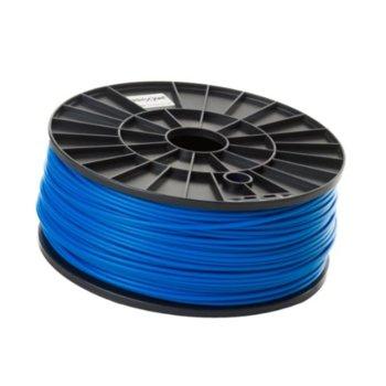 Консуматив за 3D принтер Acccreate 01.04.12.1208, ABS Pro, 2.85 mm, син, 1kg image